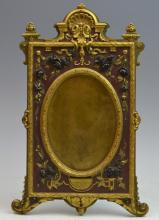 French 19th Century Bronze Frame