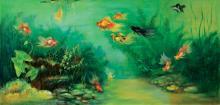 SUHADI BAHARRIZKY | Ikan Mas Koki