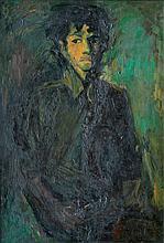 TRUBUS SOEDARSONO | Self Portrait
