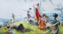 WANG YONGQIANG | Dream Crane