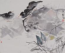 CHEN WEN HSI | Three Birds