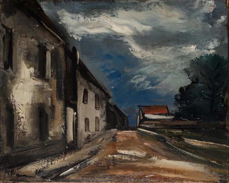 Maurice De Vlaminck (1876-1958)