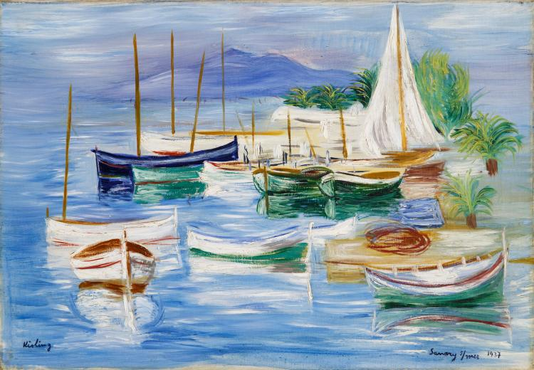 Moïse Kisling (1891 - 1953)