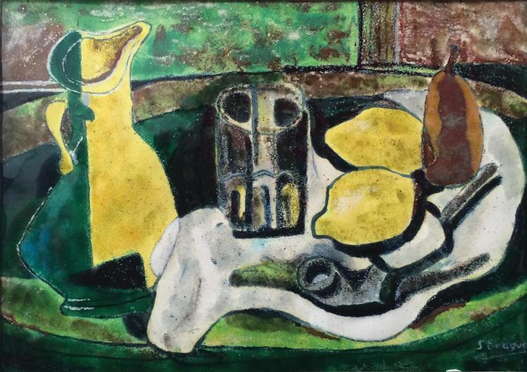 D'après Georges BRAQUE (1882-1963)