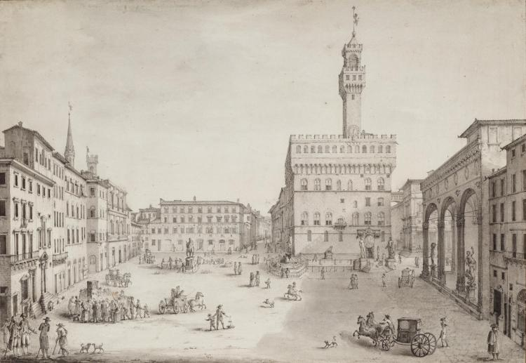 Atelier de Victor Jean Nicolle (1754 - 1826)