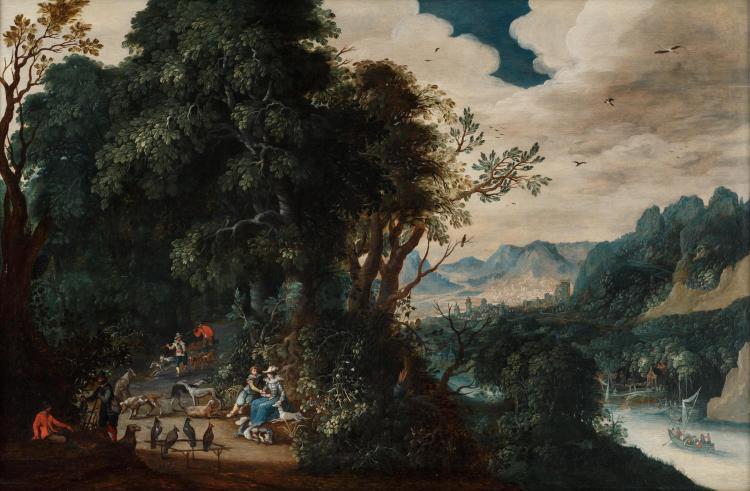 Abraham GOVAERTS (1589-1626)