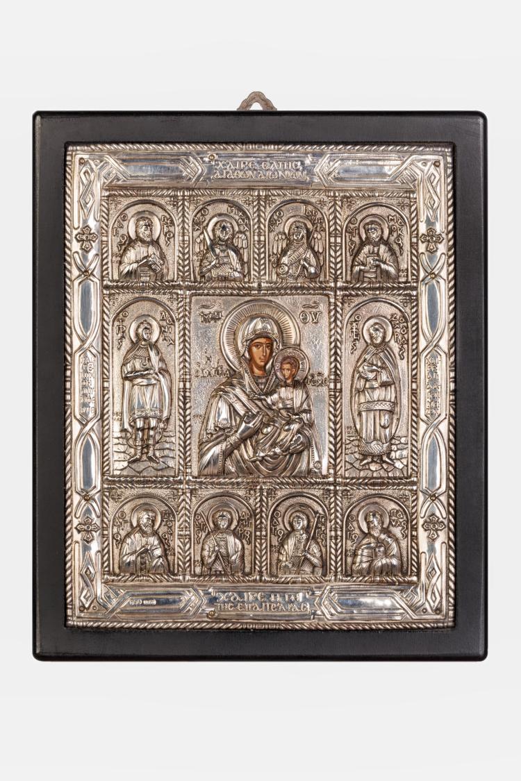 Icone Vierge à l'enfant
