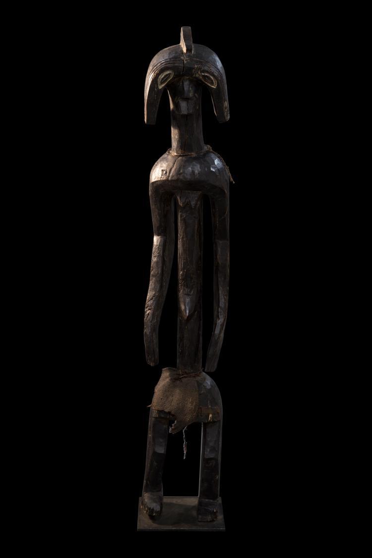 Grande et belle statue mumuye