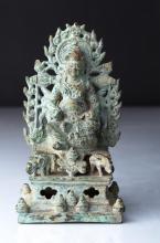 Bouddha en délassement