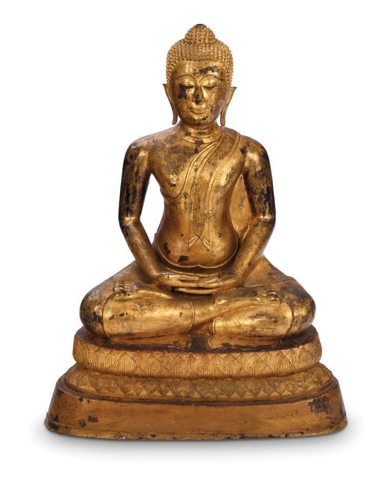 Grand Bouddha assis