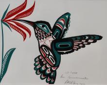 Patrick Amos, Hummingbird