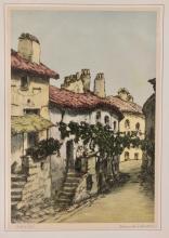 Alexander Liebmann, Street in Tyrol