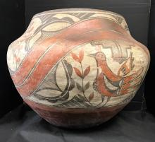 Paintings, Zuni, Pottery, Antiquities, Lithographs, Rare Books, Sculptures, ChinaToys, Sports Memorabilia, Glass & Chine