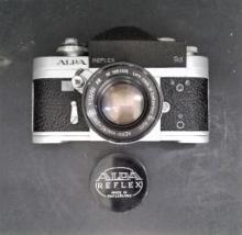 ALPA Reflex Model 9D with Kern Macro Switar 1.8/50 lens