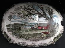 Johnson Brothers Tureen with Top