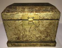 Chinese Ching Dynasty Chest
