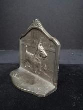 Vintage Scotty Dog Bookend