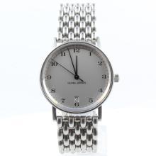 Rare Georg Jensen Bonfils 365-BO Stainless Steel Automatic Men's Watch