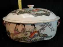 Antique Porcelain PORT
