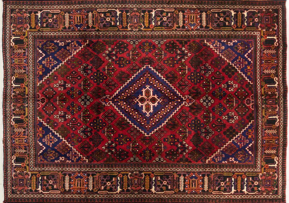 A Persian Hand Knotted Joshegan Carpet, 310 x 220