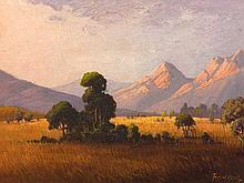 Leo Auguste Francois (SA 1870 - 1938) Oil,
