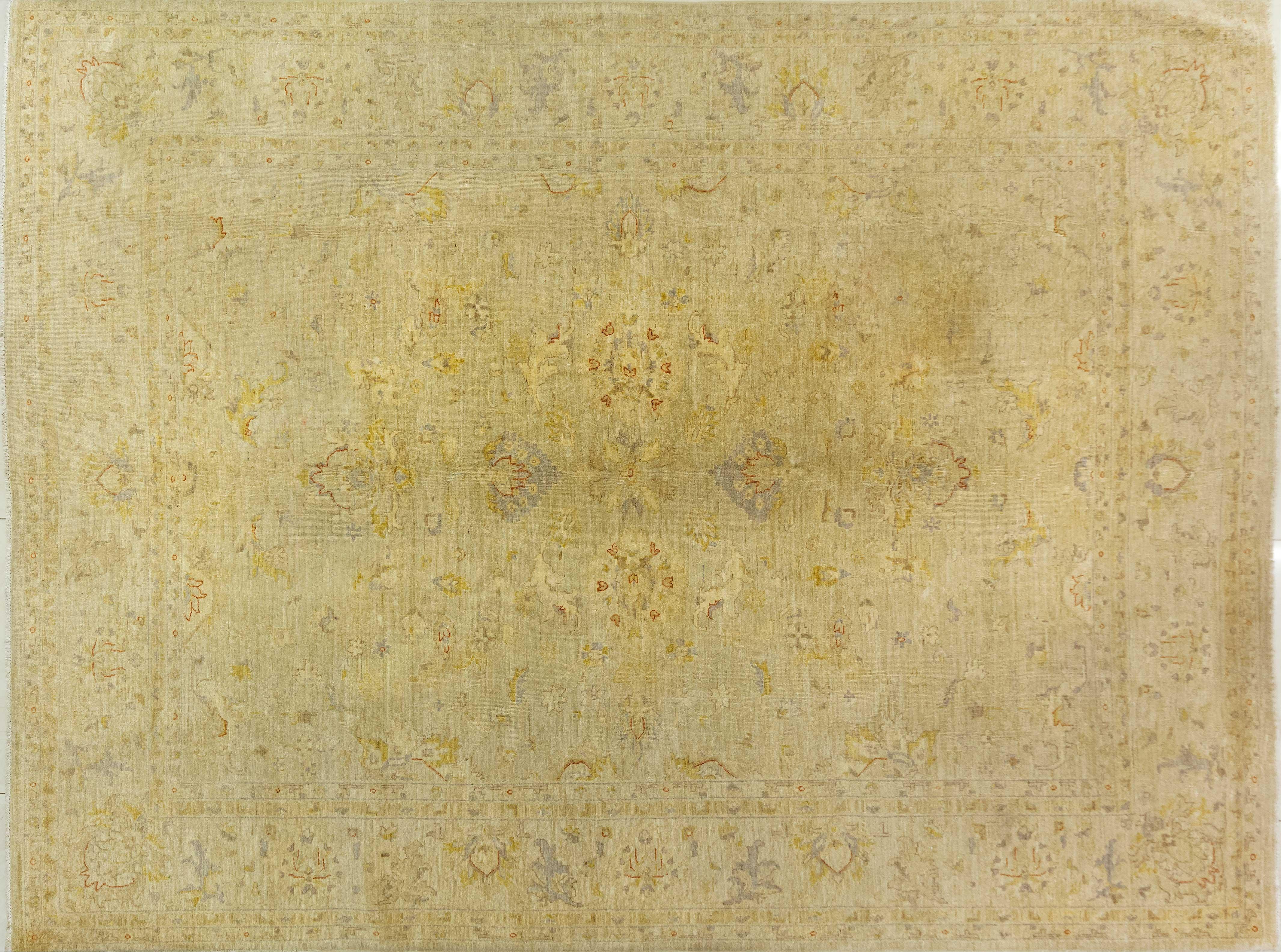 A Hand Knotted Chobi Carpet, 356 X 272