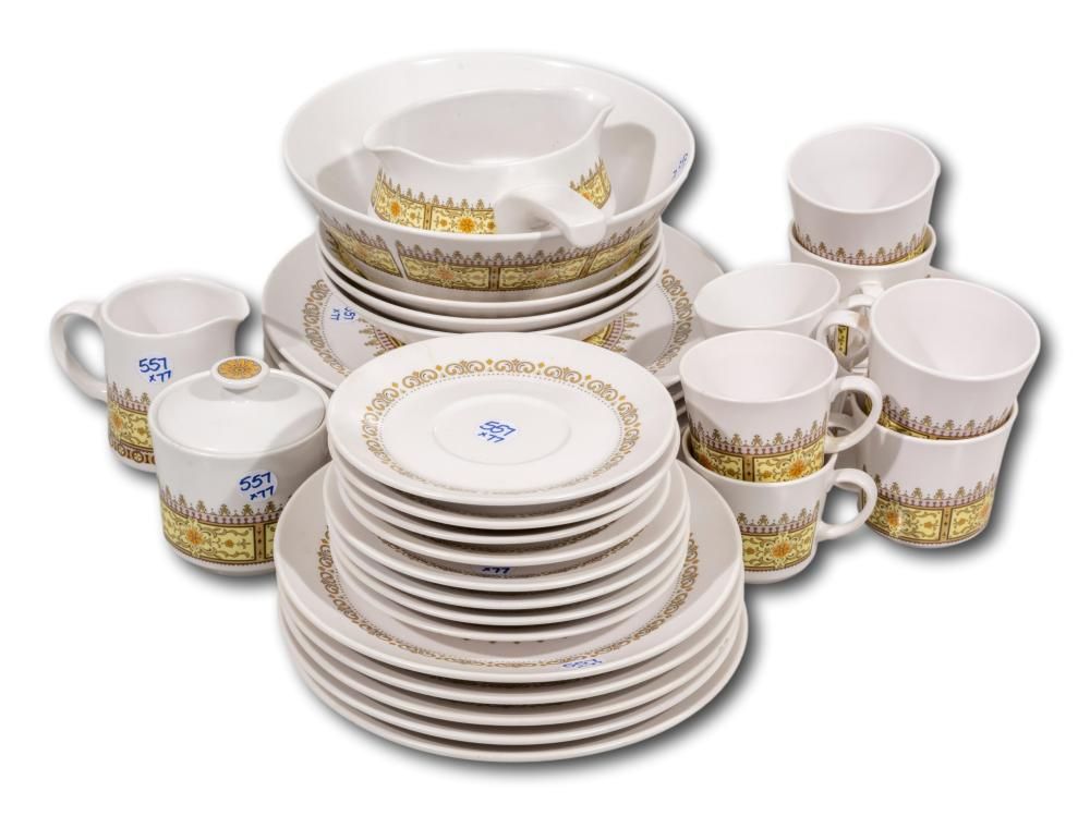 "A 77 Piece Noritake ""Progression"" Part Dinner Service"