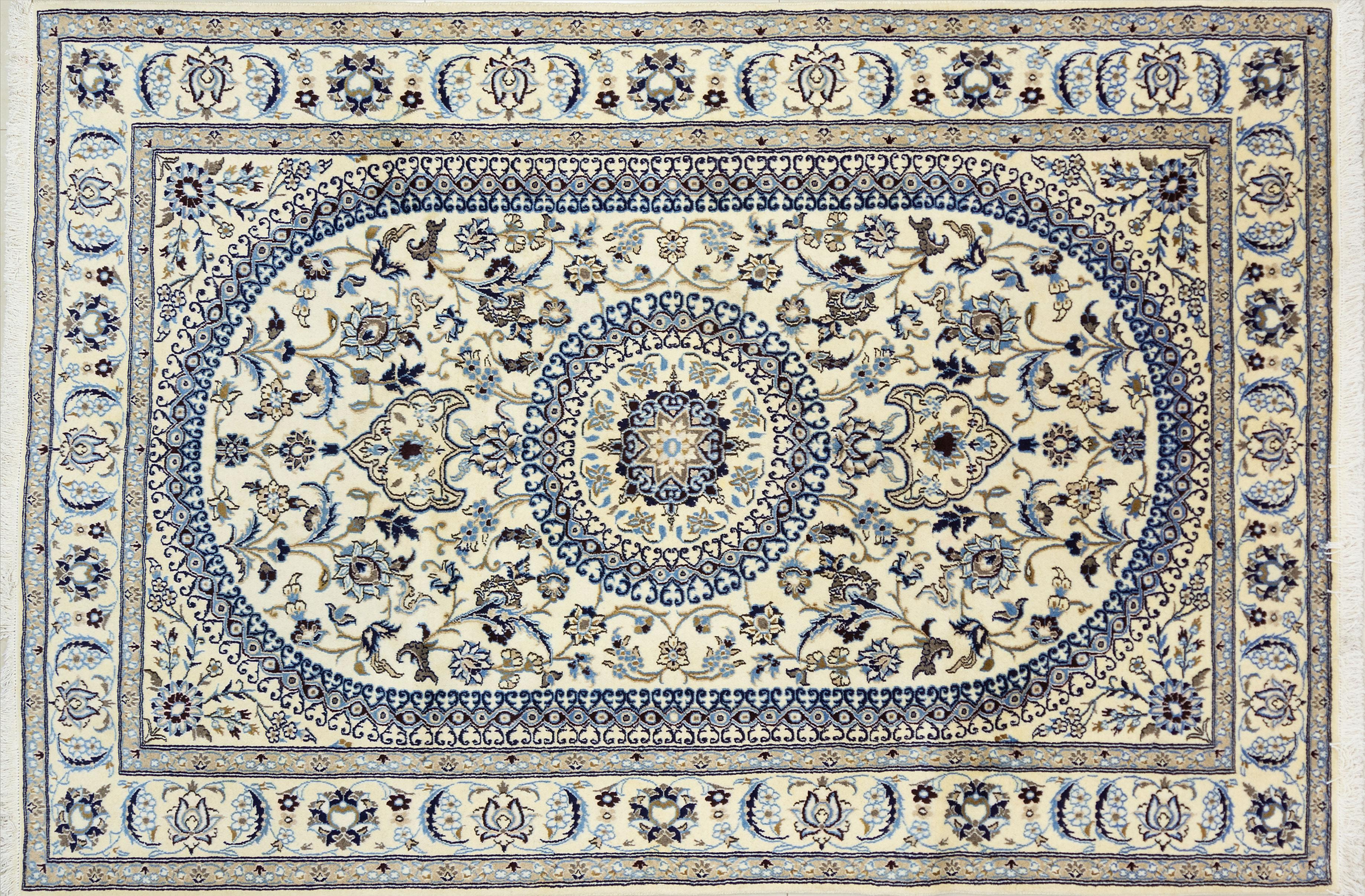 A Persian Hand Knotted Na
