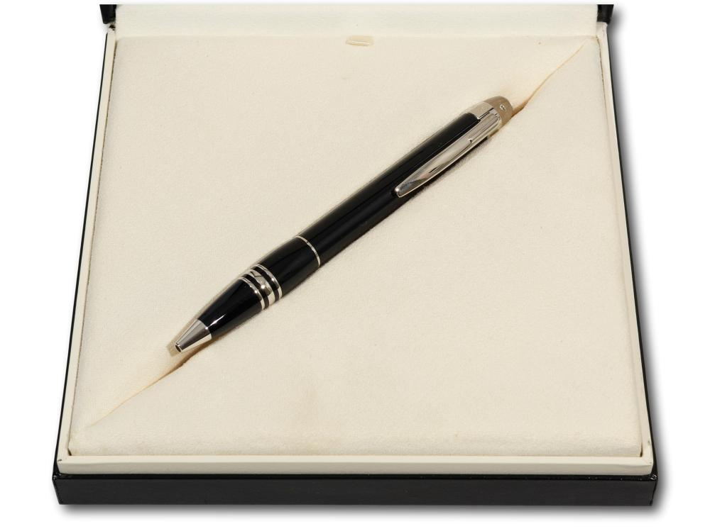 A Mont Blanc 100 Years Anniversary Ballpoint Pen with a Diamond