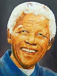 Berthold Moyo; Zimbabwean born 1974; Oil; Nelson