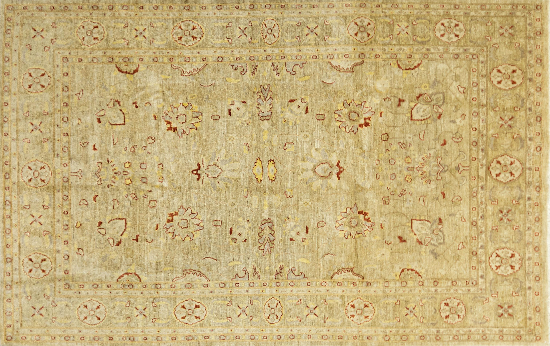 A Hand Knotted Chobi Carpet, 265 x 167
