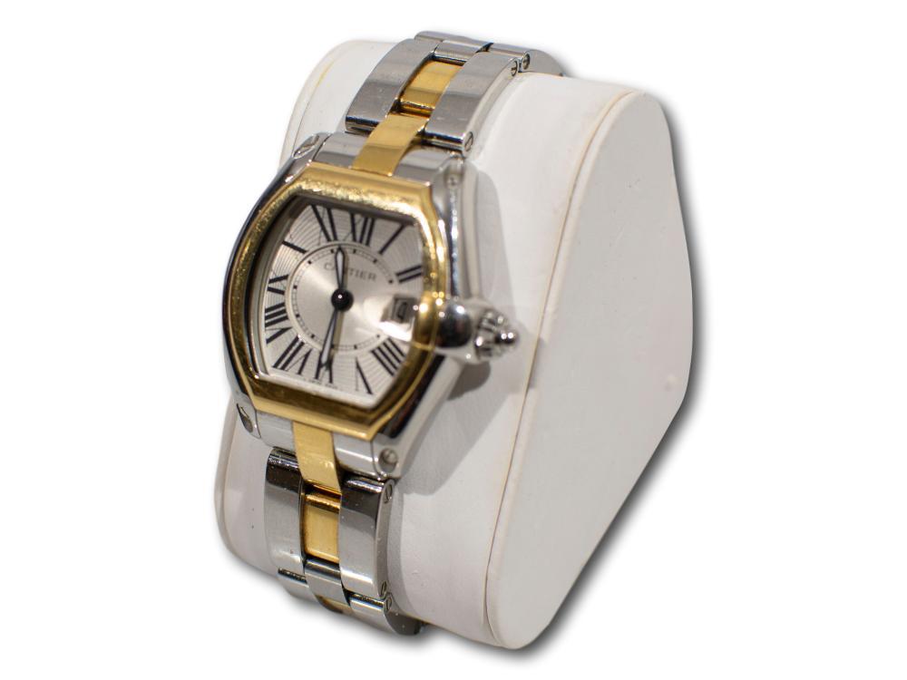 A Cartier Ladies Wristwatch, A/F