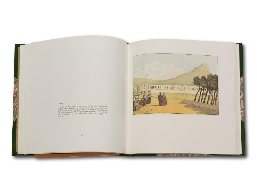 Thomas Baines (British 1820 - 1875) 10 Volumes of The Brenthurst Baines, a Selection of the Works of Thomas Baines in the Oppenheimer Collection Johannesburg, Copy 32 of 125 of the Deluxe Edition