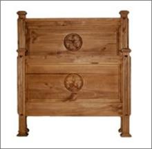 7th StepÂ?s Star Accented Bed