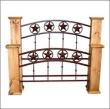 7th StepÂ?s Iron Bed