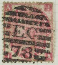 British Three Pence 1867-1880 Stamp