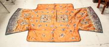 Chinese Qing Dynasty Imperial Silk Phoenix Robe