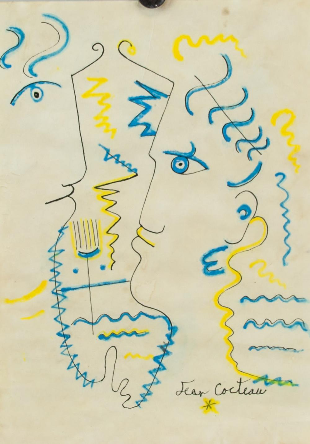 jean cocteau thesis Claude arnaud's biography of jean cocteau shows how the artist lived a life nourished by infinity.