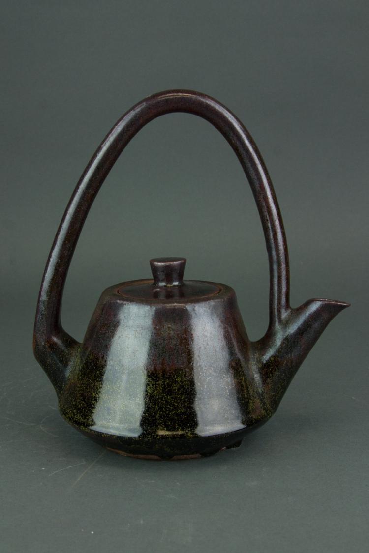 Japanese Pottery Teapot