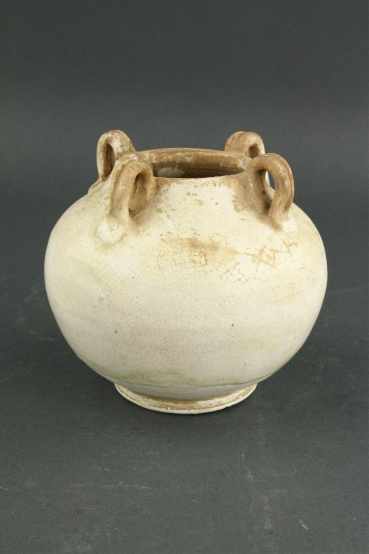 Chinese Dingyao Porcelain Jar