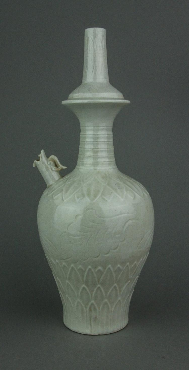 Song/Yuan Style Chinese Porcelain Ewer
