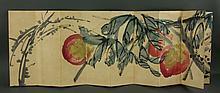 Wu Changshuo 1844-1927 Watercolour on Paper