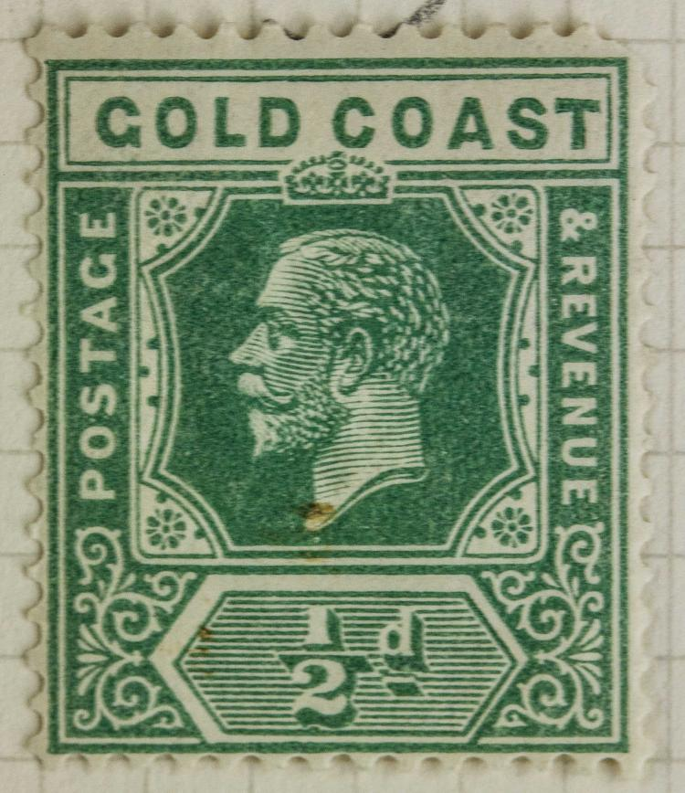 Australia gold coast 1 2 d 1913 1923 stamp for Chinese furniture gold coast