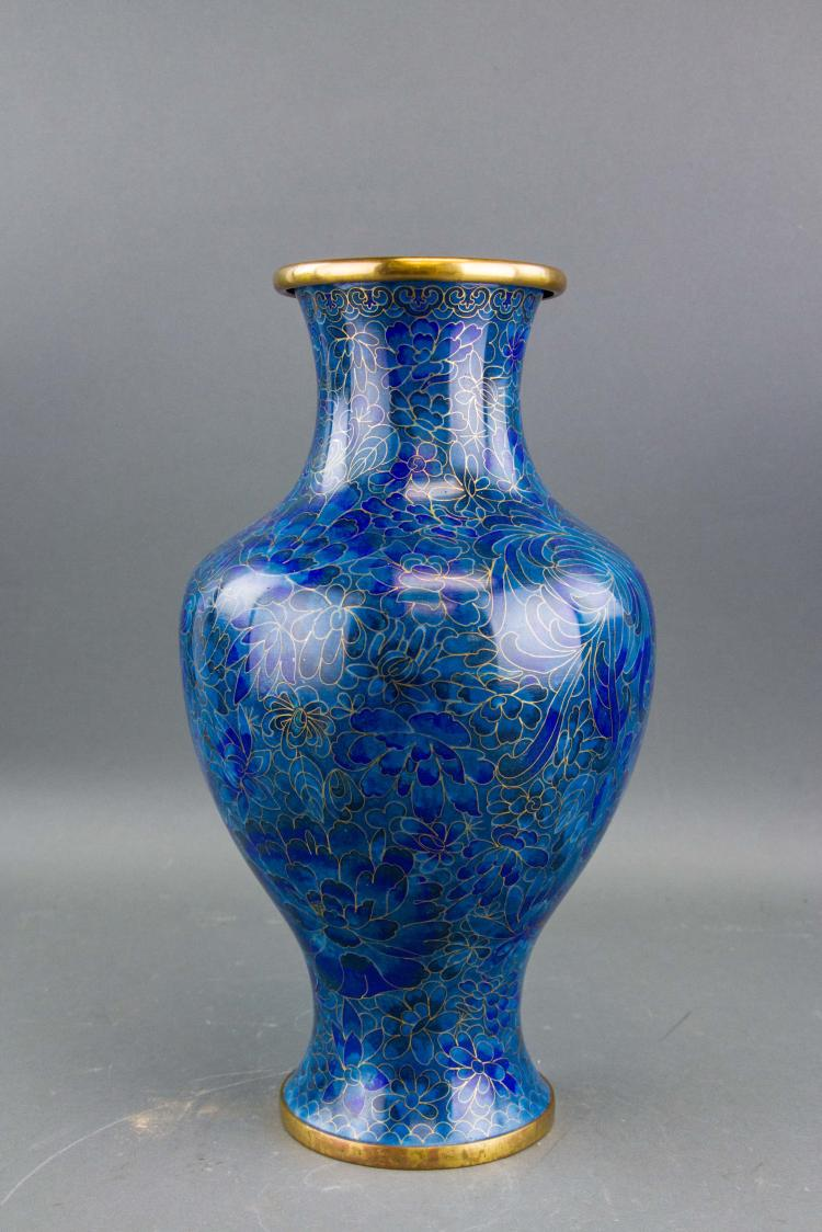 dating chinese cloisonne