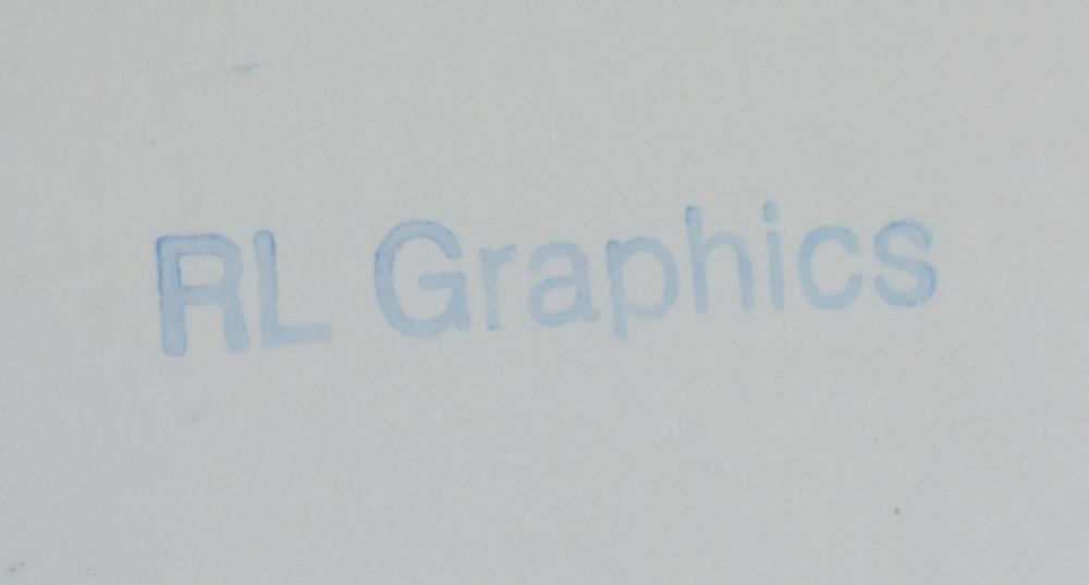Lot 49: Roy Lichtenstein American Pop Signed Litho 22/200