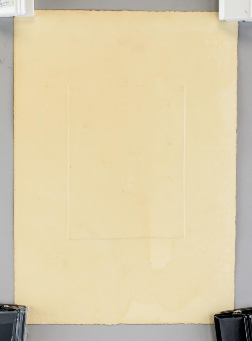 Lot 119: Paul Delvaux Belgian Signed Etching 27/75