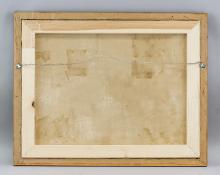 Lot 141: Cy Twombly American Abstract Oil on Canvas