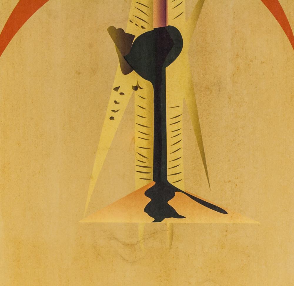 Lot 168: Wifredo Lam Cuban Surrealist Signed Litho 18/20