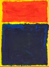 Lot 178: Mark Rothko American Abstract Oil on Canvas