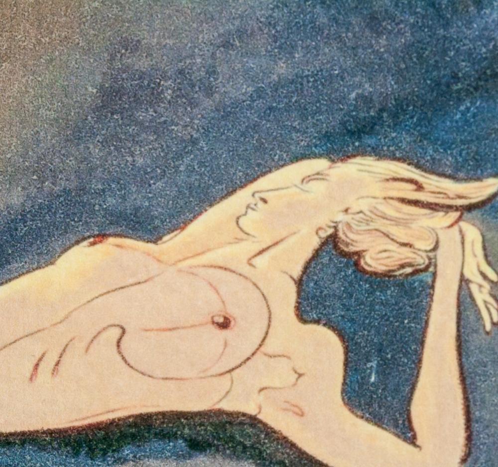 Lot 276: Man Ray US Dadaist Surrealist Signed Litho 41/100